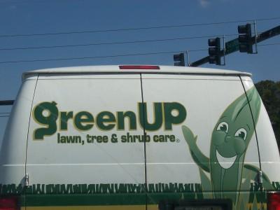 Greenup Van