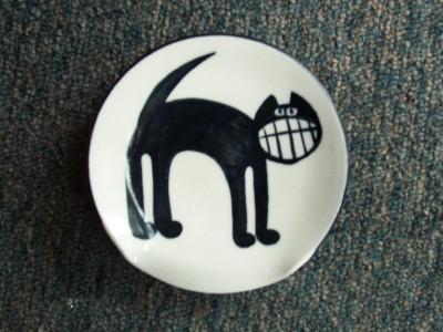 Kitty Dish