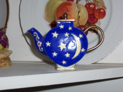 Tiny Moon Teapot